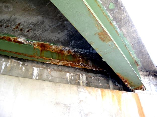 Snapshot: I-81 bridge span deterioration