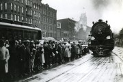 12_Last Train entering Washington St station 1936 Sep 25